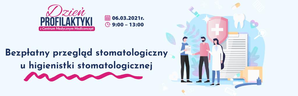 Przegląd stomatologiczny Wrocław